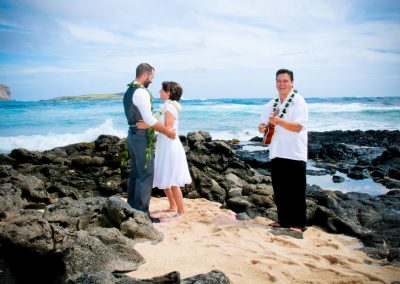 Hawaii wedding ceremonies