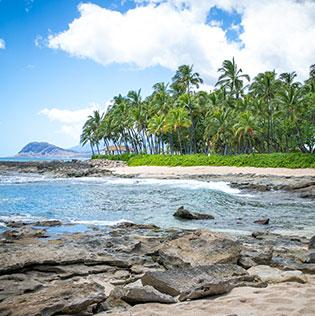 Hawaii Beach Wedding in Ko'Olina